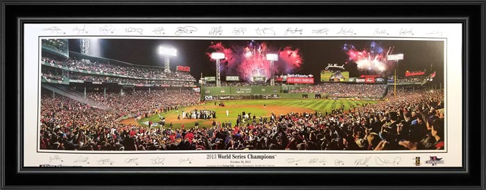 Boston Red Sox Posters & Fenway Park Panoramic Prints | Red Sox ...