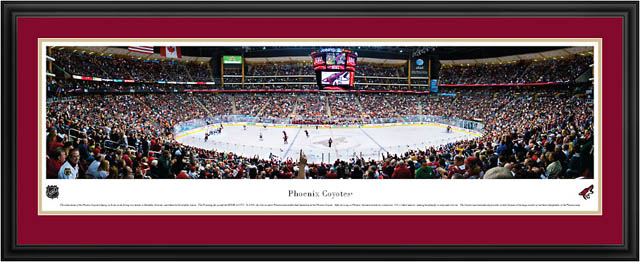 phoenix coyotes arena v - photo #37