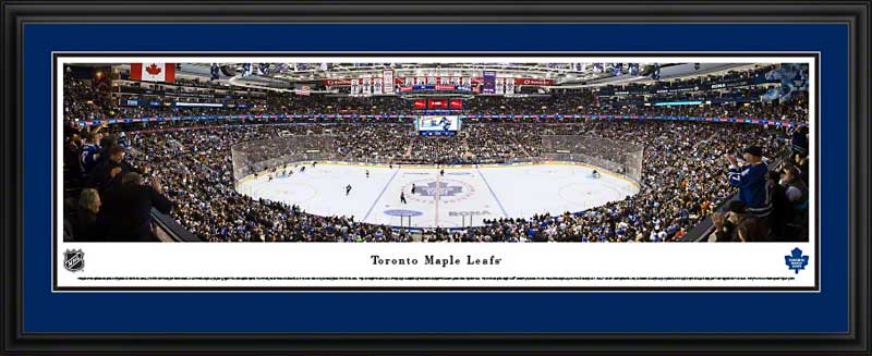 NHL - Toronto Maple Leafs - Air Canada Centre - Framed Picture