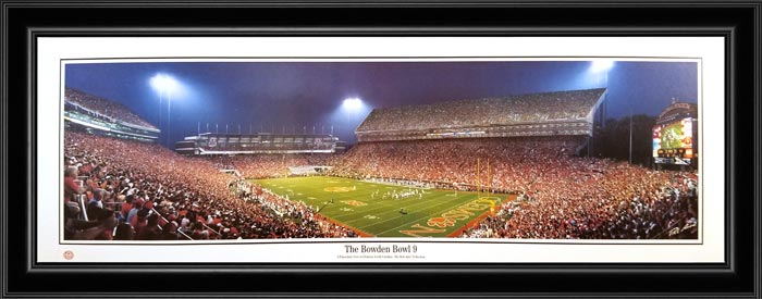 College - Clemson Tigers - The Bowden Bowl 2015 - Framed Picture