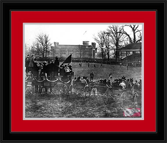 College - Ohio State Buckeyes - Ohio Field - 1901 - Framed Picture