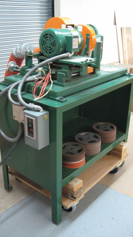 Fletcher Wheel Grinder FM80G