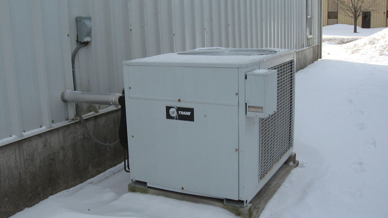 Trane 15 Ton Air Conditioning Unit
