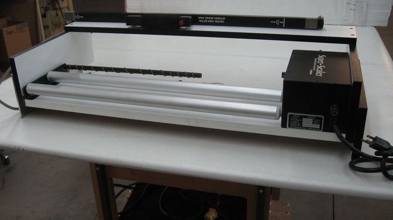 Traco I-Bar Heat Sealer Model SS-24-DWV
