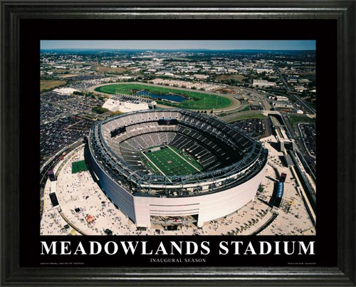 NFL - New York Giants - New Meadowlands Stadium - Lg - Framed Picture